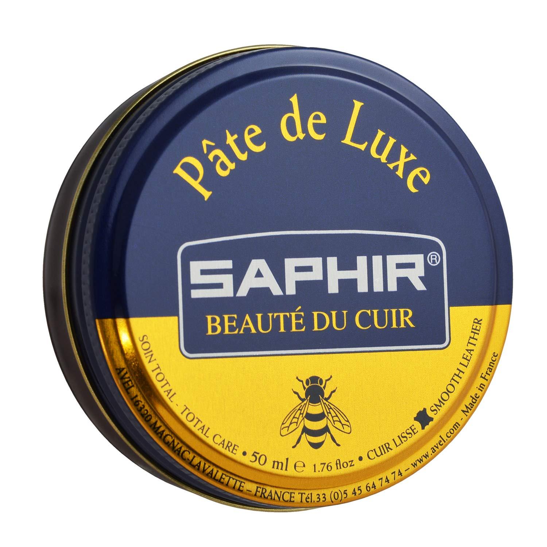 Saphir Pate de Luxe Leather Shoe Polish - Crema de cera para