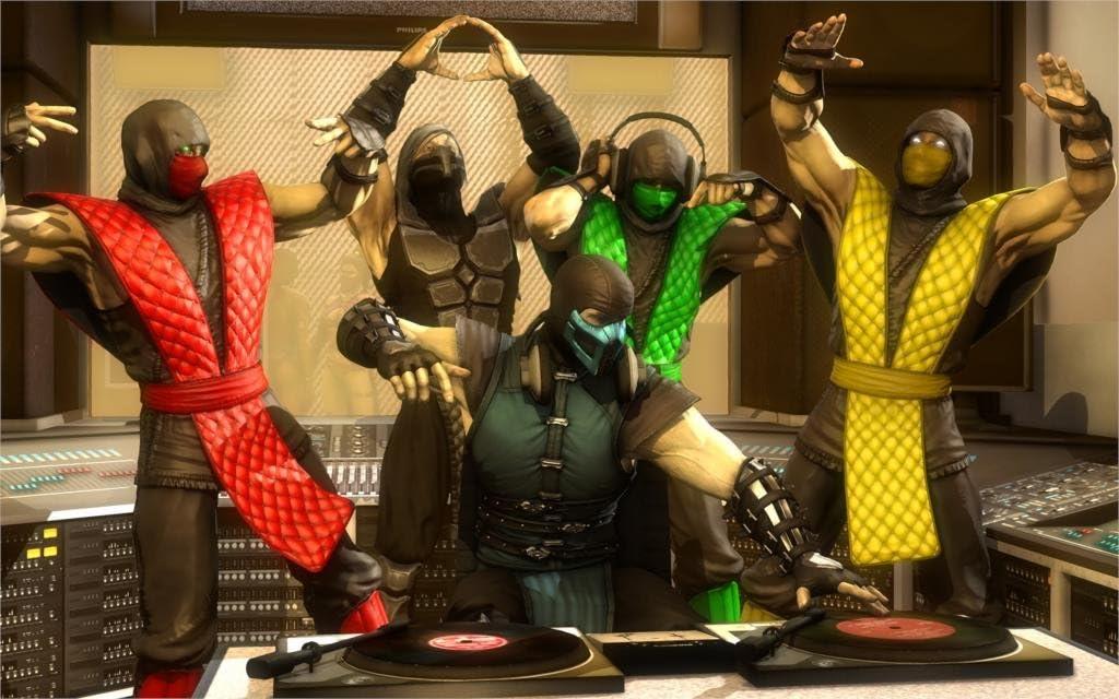Amazon Com Makeuseof Reptile Mortal Kombat Scorpion Smoke Ermac