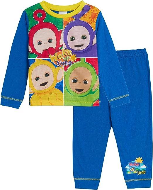 Boys Officiial TELETUBBIES Pyjamas 12 Months 4 Years
