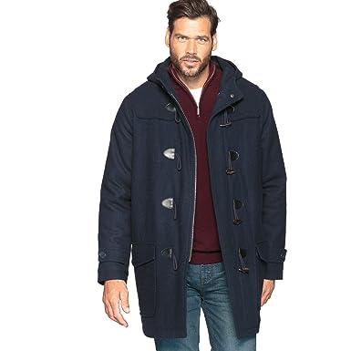 publier des informations sur Conception innovante code promo La Redoute Castaluna for Men Hooded Duffle Coat Blue Size US ...