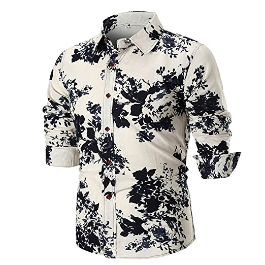 Camisa manga larga Sartoriale Casual Elegante Fashion coreano ...
