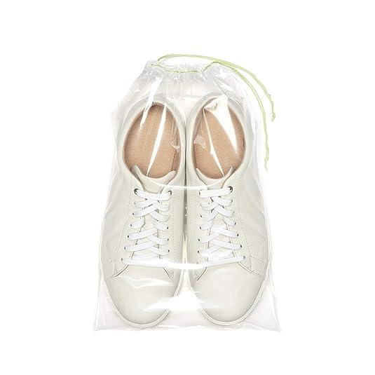Amazon.com: Bolsas transparentes para zapatos.: Shoes