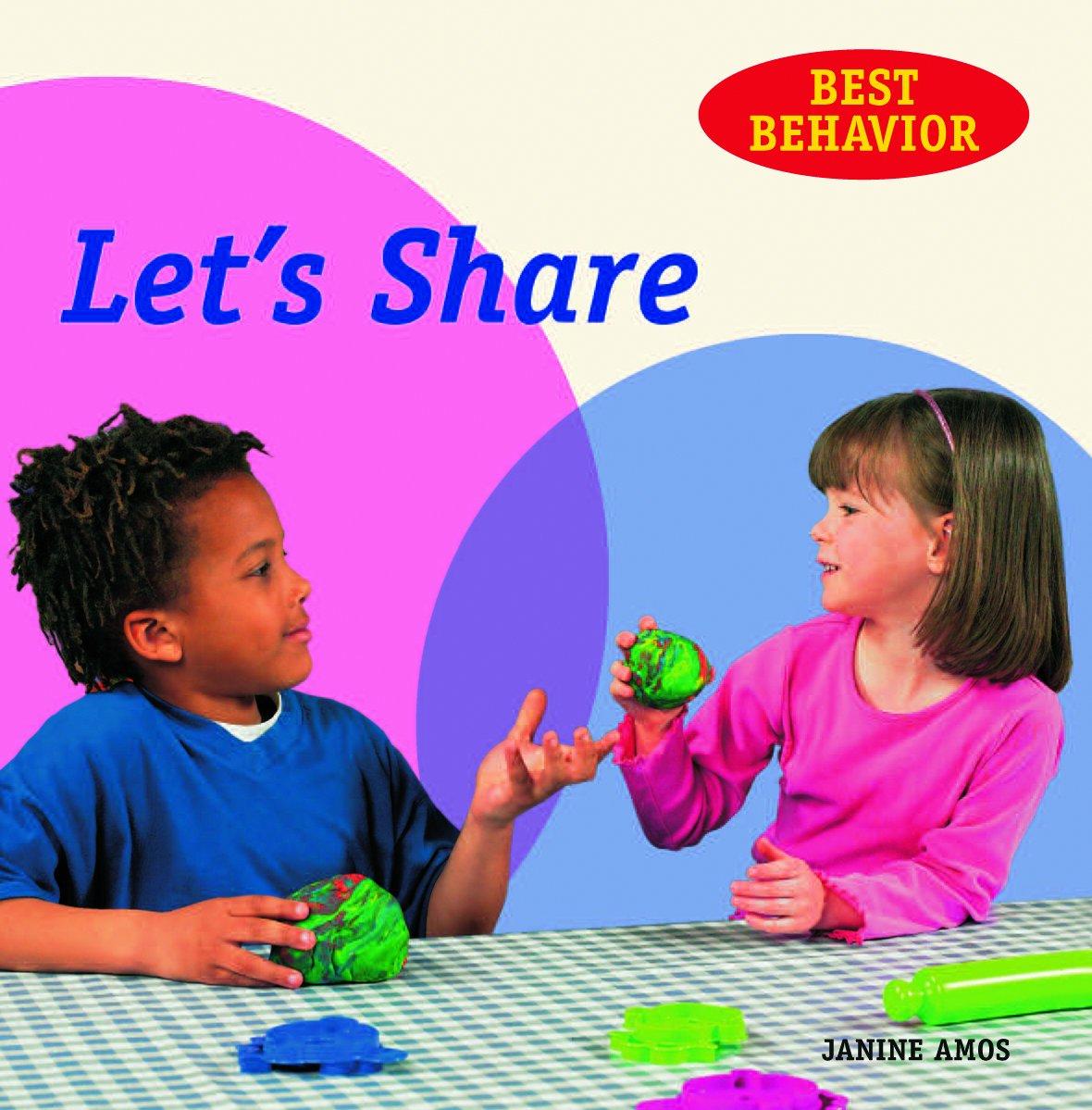 Let's Share (Best Behavior) pdf