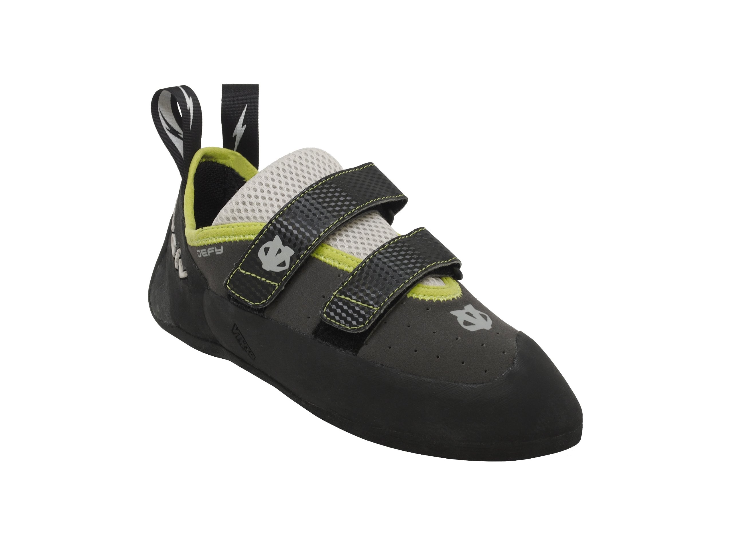 Evolv Defy Climbing Shoe - Charcoal 2
