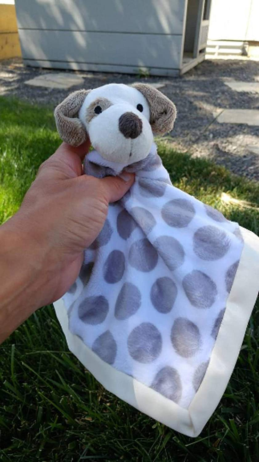 Blanket Buddy Small Minky Cuddle Baby Blanket
