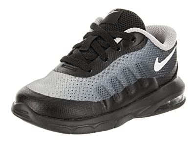 98f0dad208 Nike Unisex Kids' Air Max Invigor Print (Td) Running Shoes (Black/White-Wolf  Gre 001), 6.5 UK 6.5 UK: Amazon.co.uk: Shoes & Bags