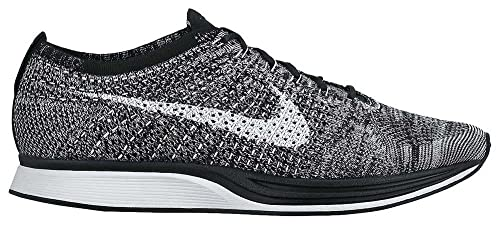 a5d8b3215c4a Image Unavailable. Image not available for. Colour  NIKE FLYKNIT RACER   OREO  2.0  ...