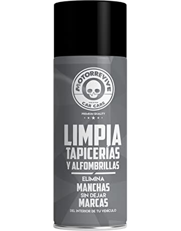 Motorrevive - Limpia Tapicerias Coche Profesional - 400 ml