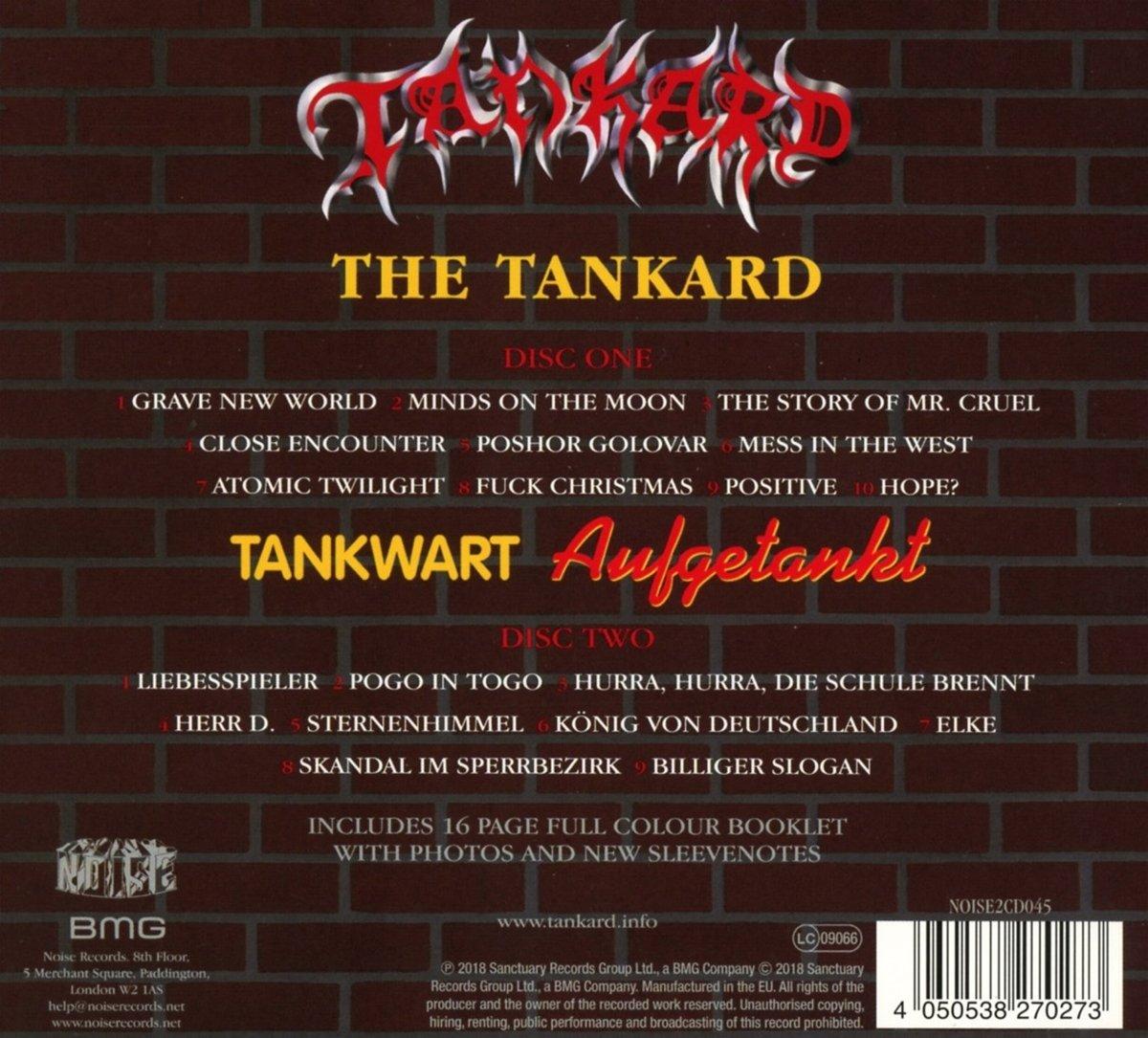 The Tankard+Tankwart \