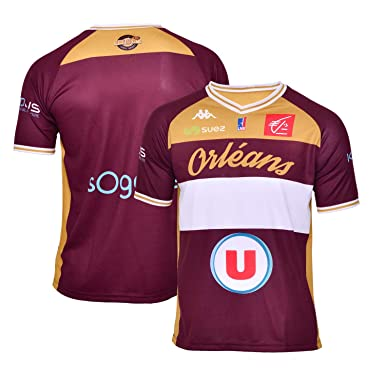 Orléans Loiret Baloncesto - Camiseta Oficial de Baloncesto 2018-2019: Amazon.es: Ropa y accesorios