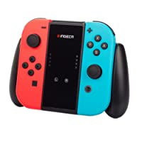 Indeca Joy-Con Charging Grip, Black (Nintendo Switch)