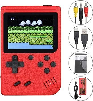 Amazon.es: Anpro Consola de Juegos Portátil, Juegos Electrónicos ...