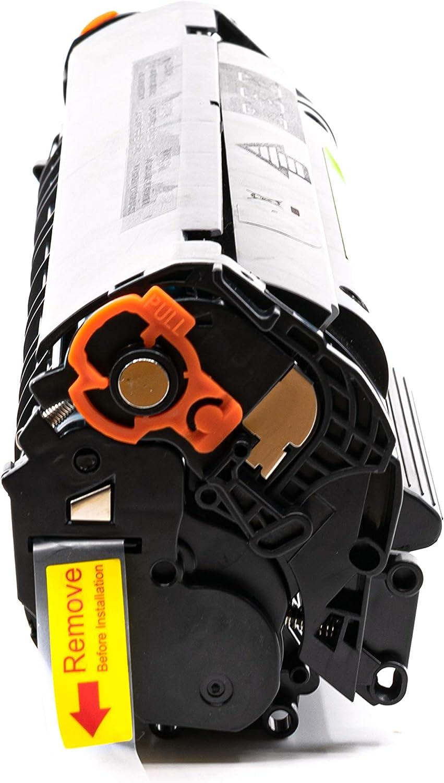 Black,1 Pack SuppliesOutlet Compatible Toner Cartridge Replacement for HP 12X Q2612X