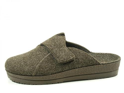 Rohde 2768 Neustadt-H Herren Schuhe Hausschuhe Pantoffeln,  Schuhgröße 41 Farbe  6ea1454e44
