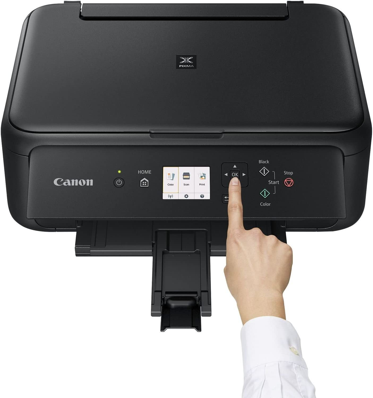 Impresora Multifuncional Canon PIXMA TS5150 Negra Wifi de ...