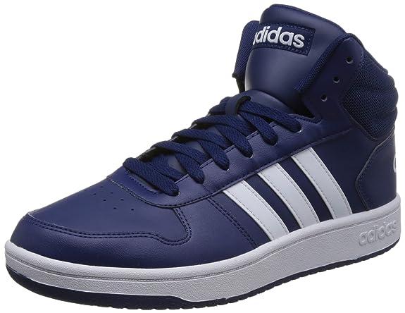 Adidas HOOPS 2.0 MID Sneaker grau B44661