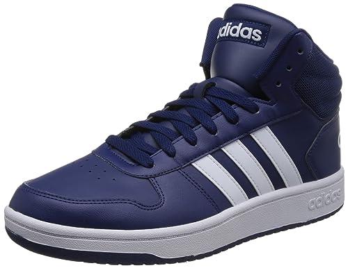 Adidas Hoops 2.0 Mid, Zapatillas de Deporte para Hombre: Amazon.es: Zapatos y complementos