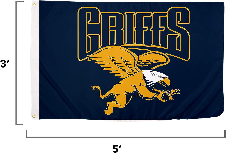 Desert Cactus Canisius College NCAA 100/% Polyester Indoor Outdoor 3 feet x 5 feet Flag Flag #2