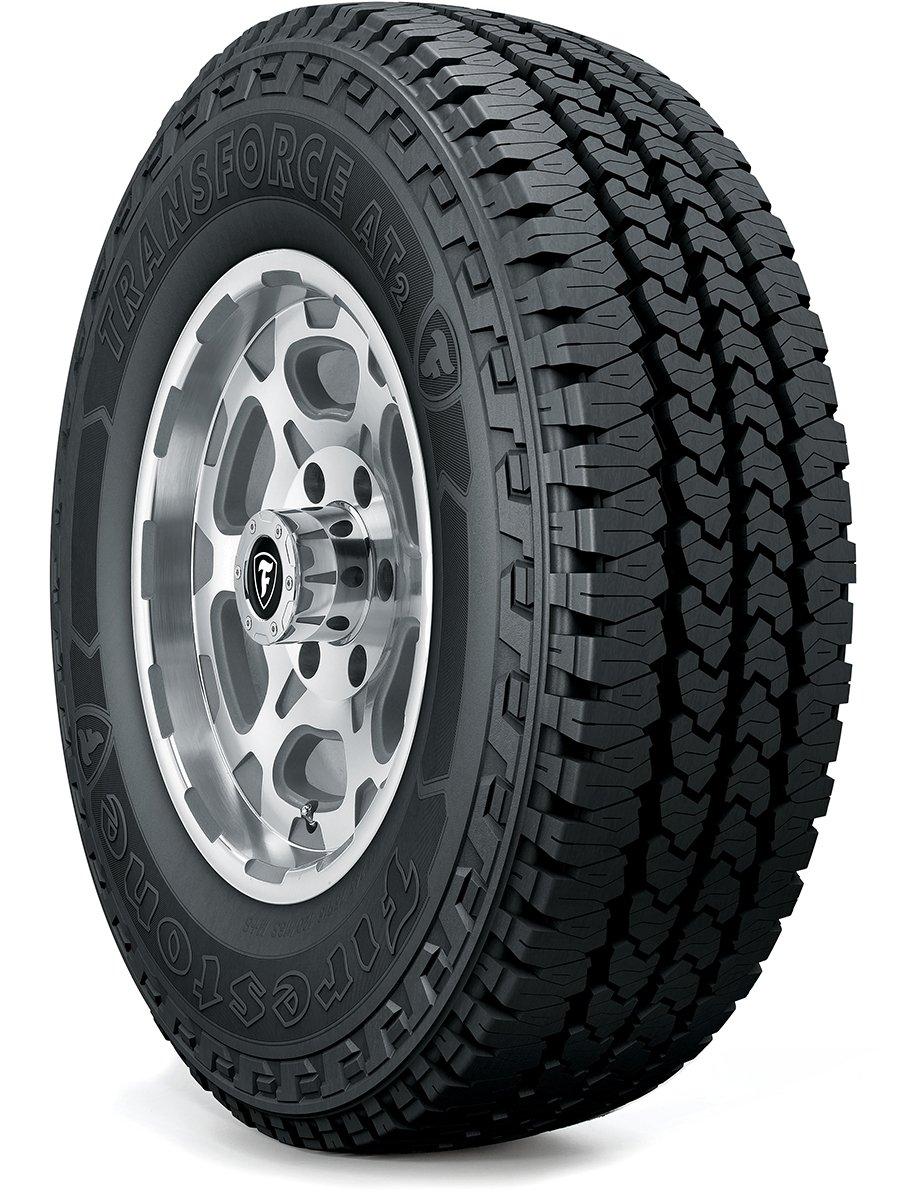 Firestone TRANSFORCE AT2 Commercial Truck Tire - LT235/80R17 120R E/10 120R