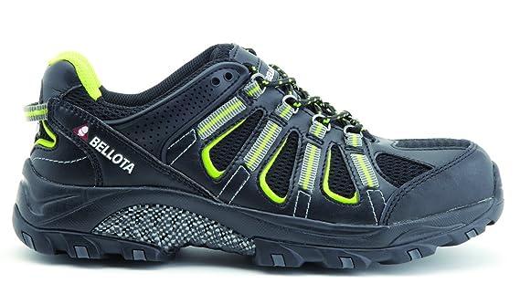 BELLOTA 72211R-43 Zapato Trail Rojo S1P, Talla 43: Amazon.es: Bricolaje y herramientas