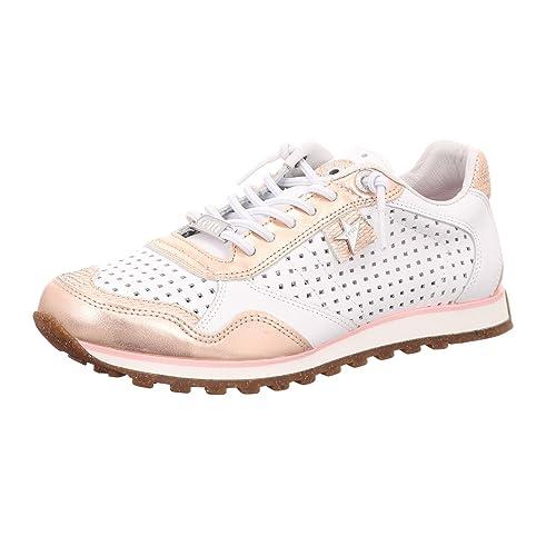 Cetti C848 Sra Lux Espego Rosa Blanc - Zapatillas para mujer: Amazon.es: Zapatos y complementos