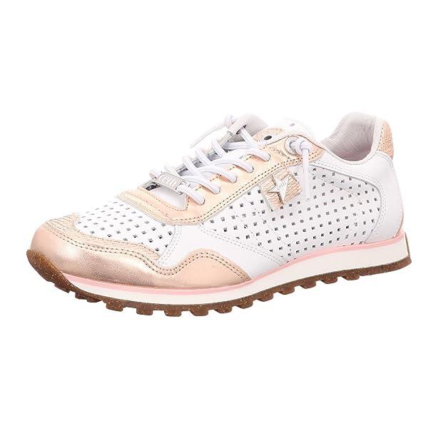 Cetti Damen Sneaker C848 Blanco weiß 385067