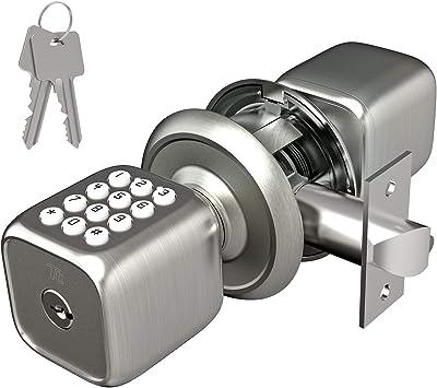 Cerradura de puerta digital TL-111 de Turbolock con teclado ...