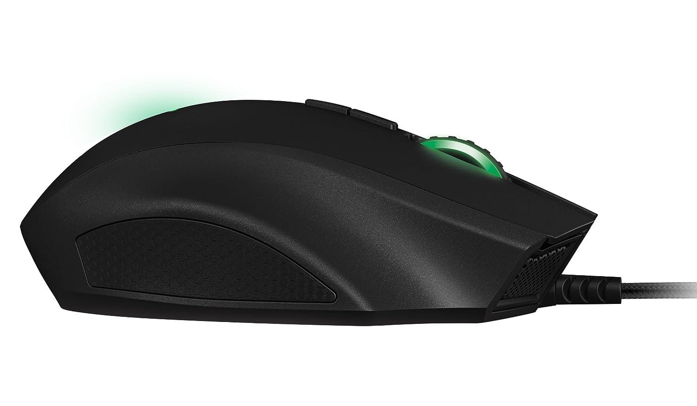 Razer Naga 2014 - Ratón (Laser, USB, 8200 DPI, 135 g, Negro): Amazon.es: Informática