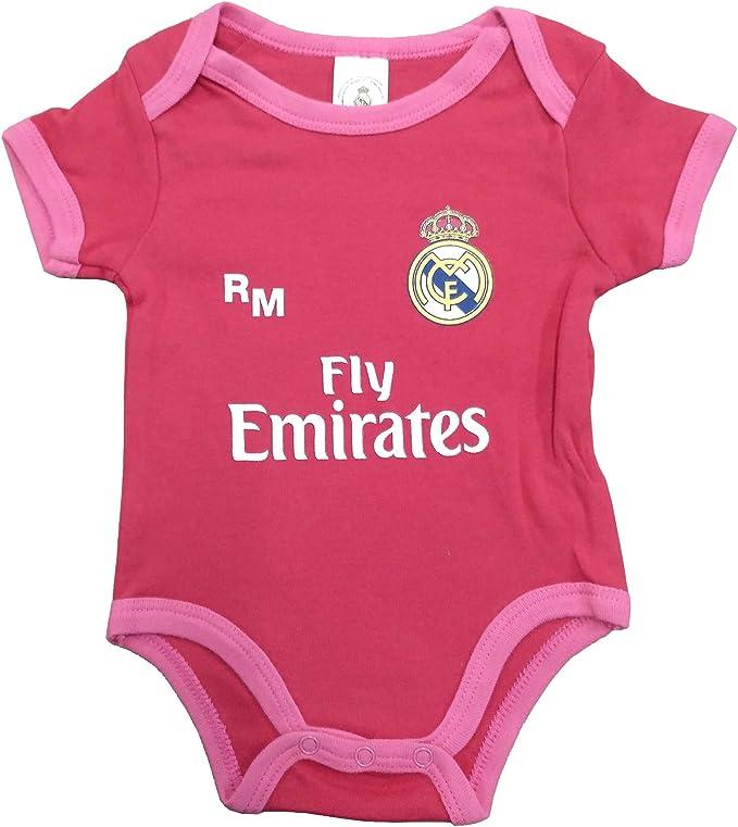 Real Madrid FC Body Niños - Producto Oficial Tercera equipación ...