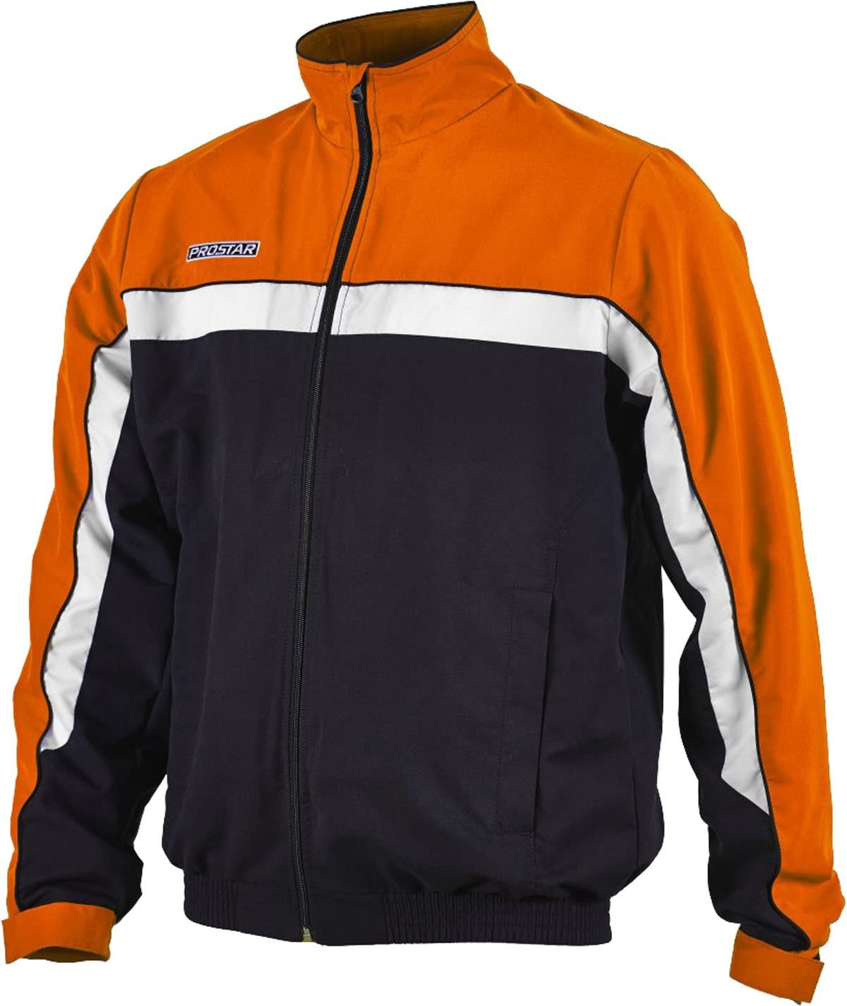 Prostar Lumino Jacket S Tangerine Black//White