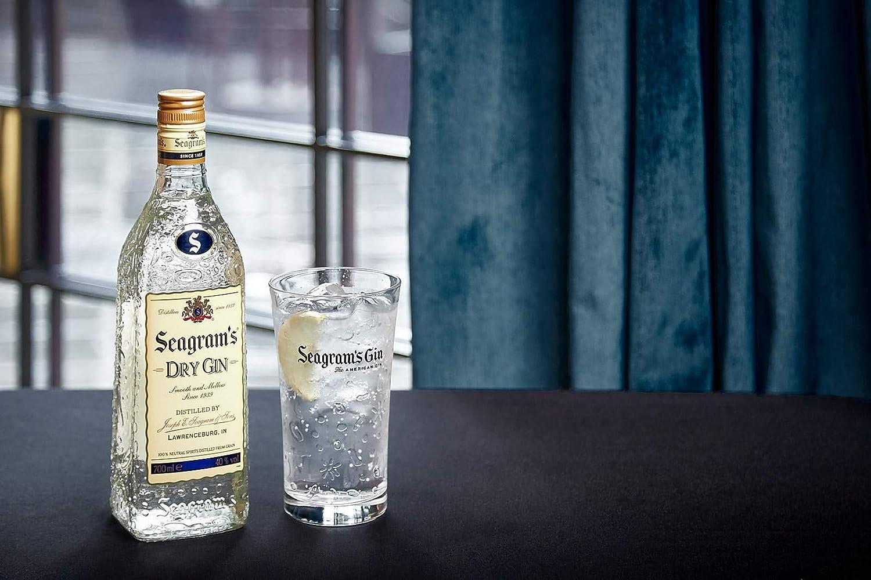 SeagramS Dry Ginebra Premium, 700ml