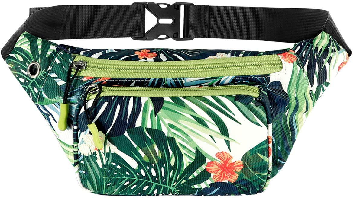I Love Be A Pineapple Sport Waist Bag Fanny Pack Adjustable For Travel