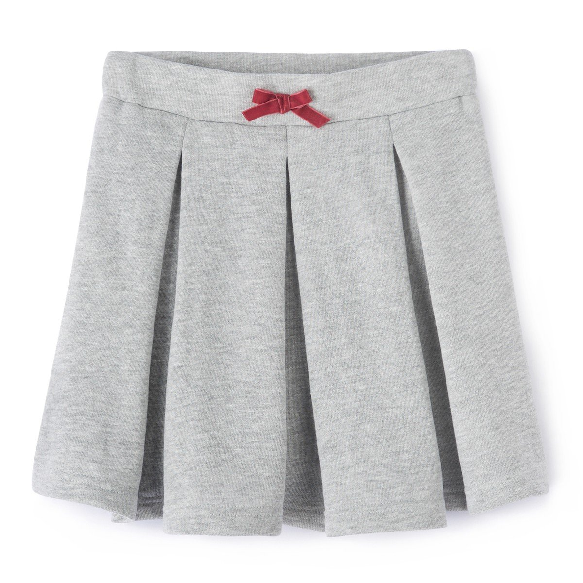 3-12 Years La Redoute Collections Big Girls Fleece Skater Skirt