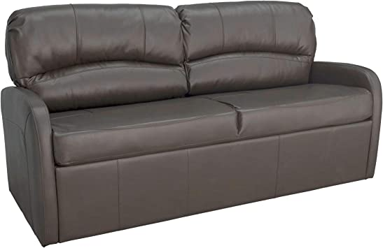"""Amazon.com: RecPro Charles Collection   70"""" RV Jack Knife Sofa W/Arms   RV Sleeper Sofa   RV Couch   RV Living Room (Slideout) Furniture   RV Furniture   Camper Furniture   Chestnut: Kitchen & Dining"""