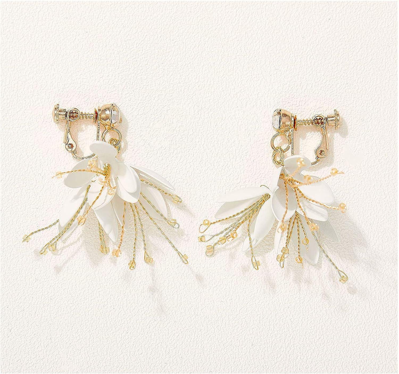Bride Soutache Earrings Christmas gift Dangle Soutache Earrings Gift for mom Beige Soutache Earrings Gift for her Wedding Earrings