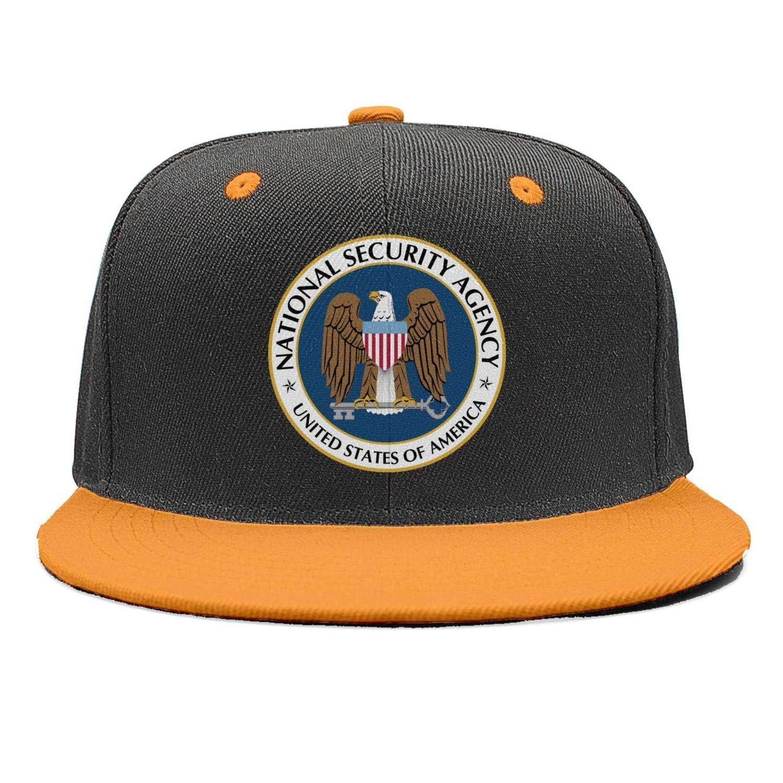 National Security Agency NSA Unisex Adjustable Baseball Caps Visor Hats