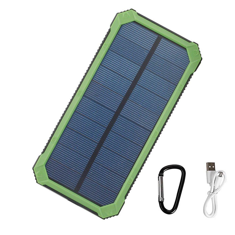 Tollcuudda Power bank Placa Solar: Amazon.es: Electrónica