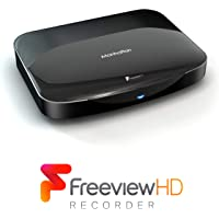 Manhattan T2-R 500 GB Freeview HD Recorder - Black