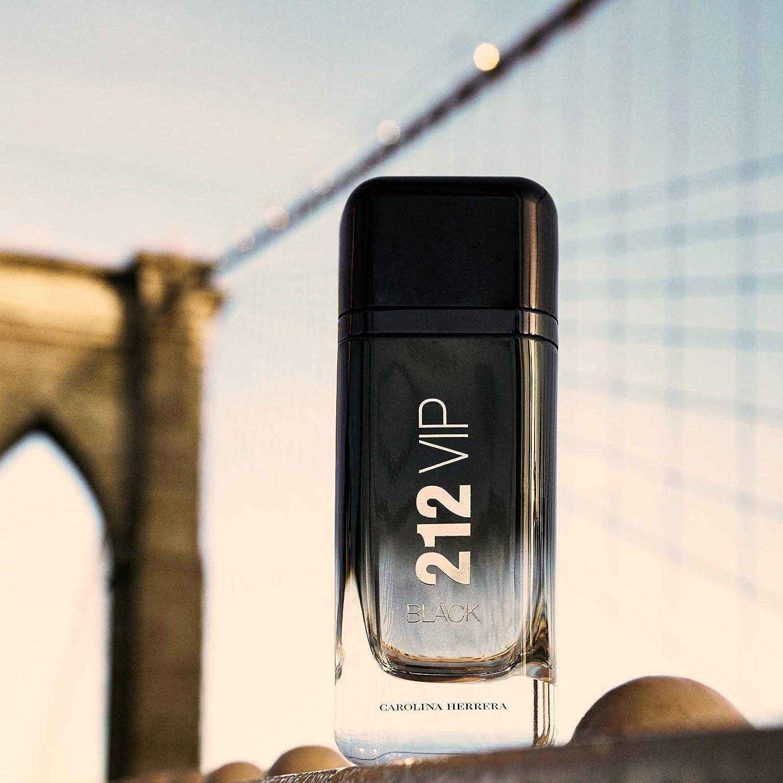 Carolina Herrera 212 Vip Black Agua de Perfume Vaporizador - 50 ml: Amazon.es: Belleza