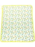 Mee Mee Baby Wrapper Cum Towel (Green)