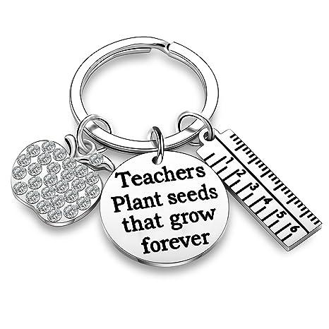 Amazon.com: Regla de cristal para profesor, regalo de ...
