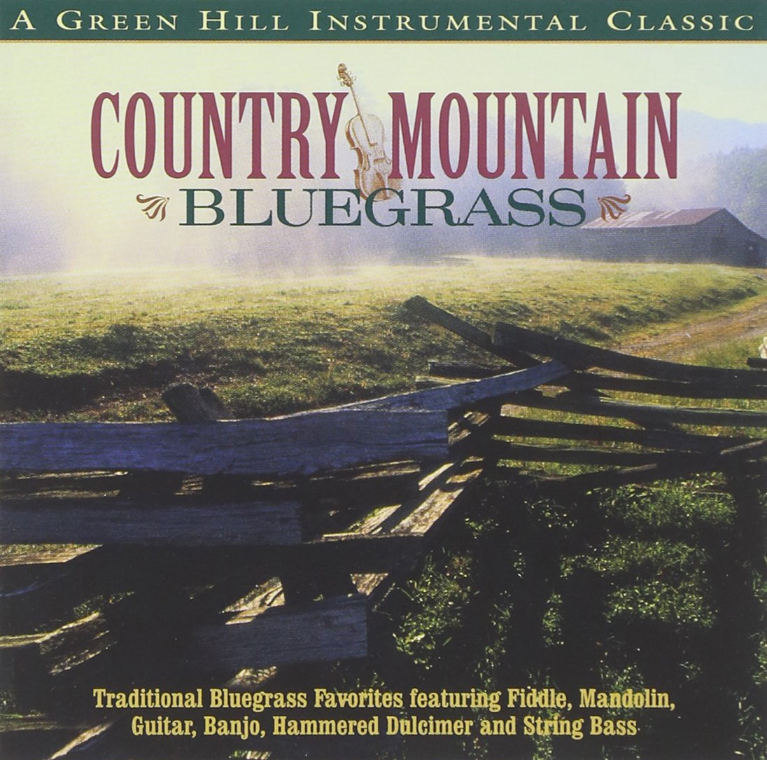 Country Mountain Bluegrass by Blue Moon