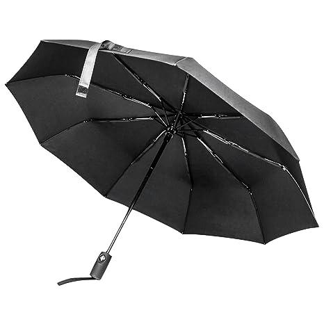 Paraguas plegable resistente