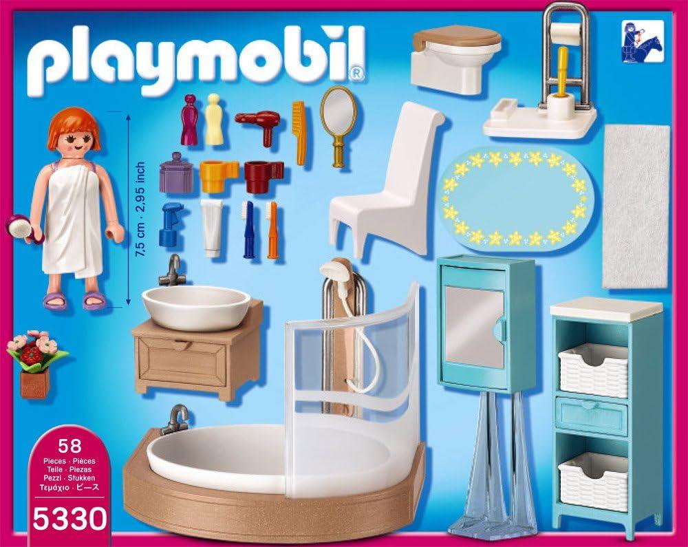 Playmobil 10 - Badezimmer