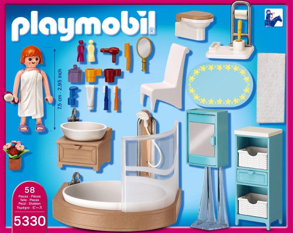 Amazon deplaymobil 5330 badezimmer