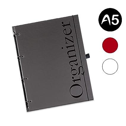 flexiNotes ORGANIZER - Organizador de anillas recargable ...