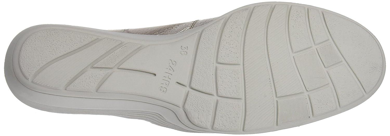 24 HORAS 23522, Mocasines para Mujer, Dorado (Champan 3), 37 EU: Amazon.es: Zapatos y complementos