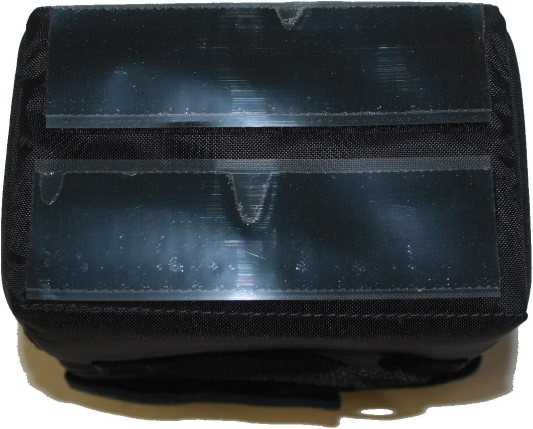 AN/AVS-9(V) F4949G ANVIS Night Vision Goggle NVG Black Carrying Case w/ Foam Cushion