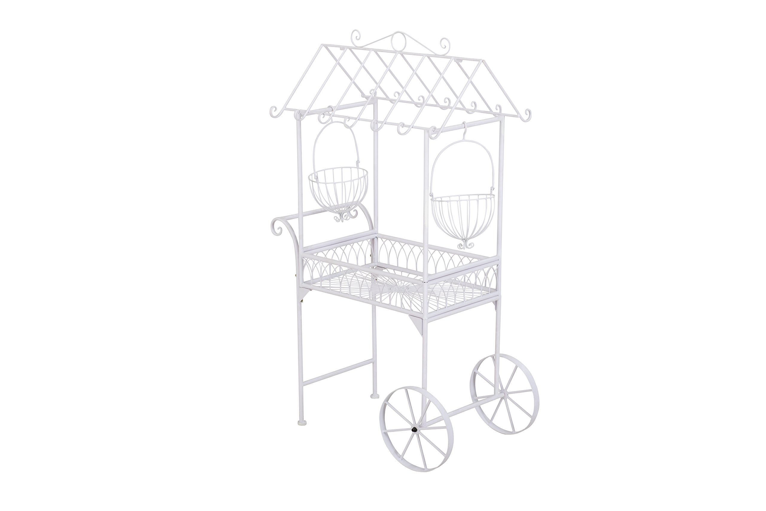 sunjoy Flower Cart