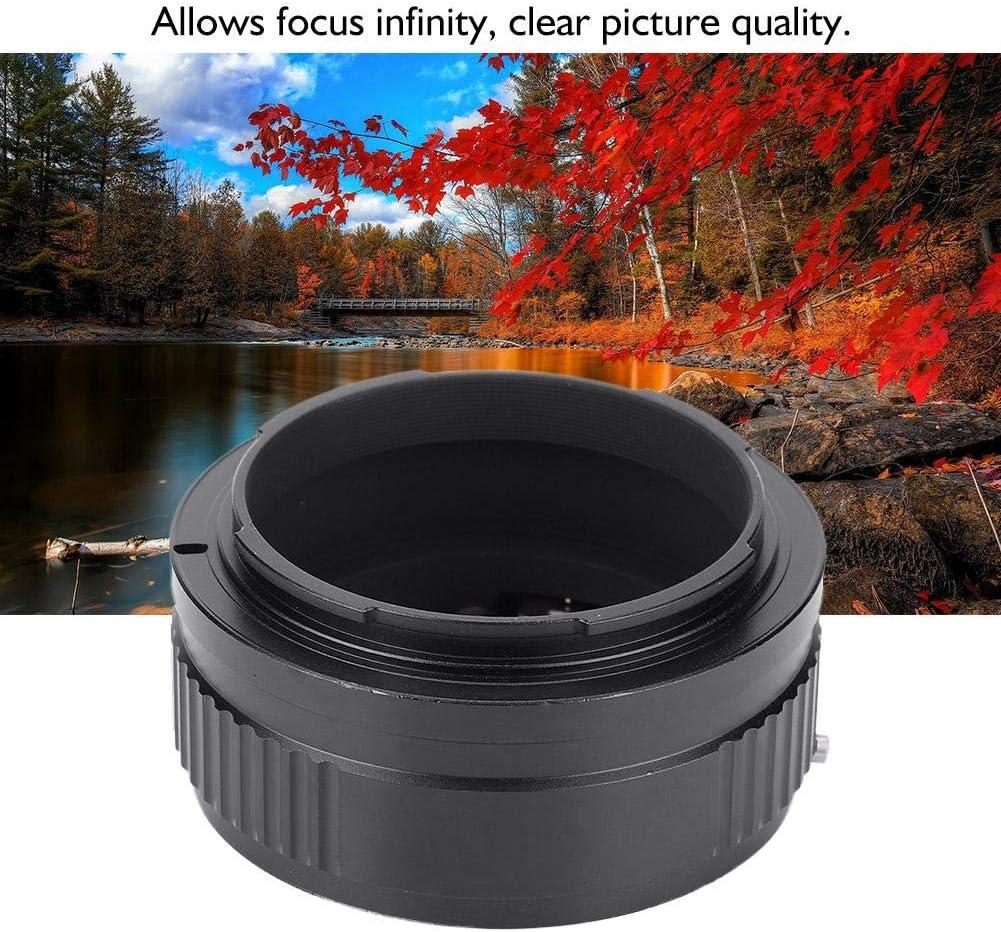 Entatial Objektivhalterung MD-N.Z f/ür Minolta MD MC-Objektivhalterung f/ür Vollbildkamera f/ür Nikon NZ FZ-Adapterring